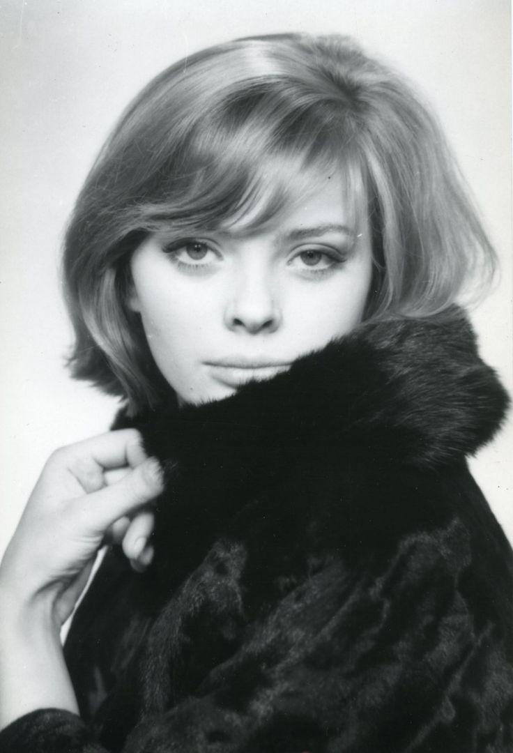 Barbara Kwiatkowska-Lass photographed by Zofia Nasierowska