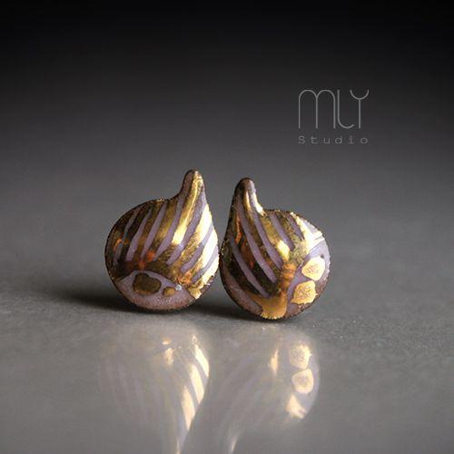 Złote Cebulki w MLY Studio na DaWanda.com