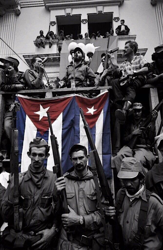 The cuban revolution and fidel castros