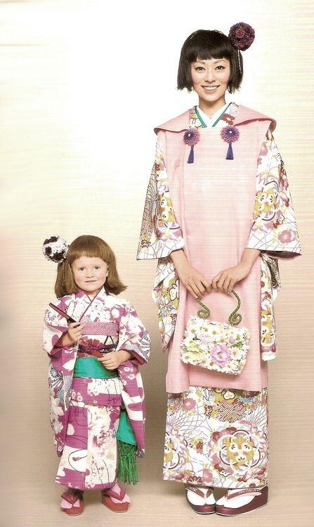 Kimono-hime issue 7. Fashion shoot page 58. Via Satomi Grim of Flickr