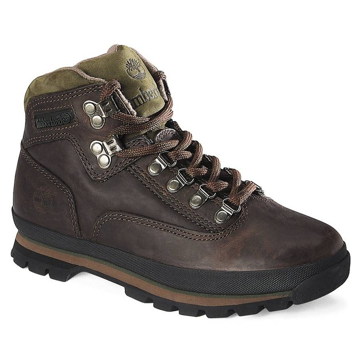 Check out the Timberland Men's Euro Hiker (Leather Boot) on Altrec.com