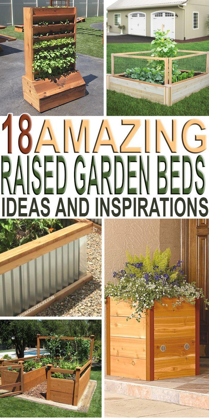 25+ Best Ideas About Raised Garden Beds On Pinterest