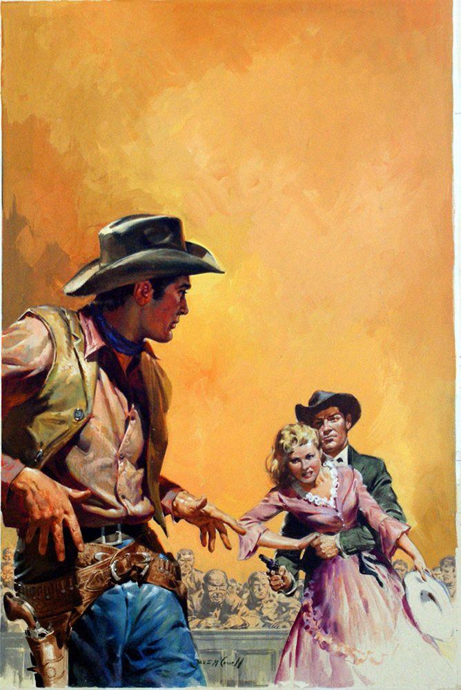 Western Book Cover Art ~ Best cool art phreek pulp western images on