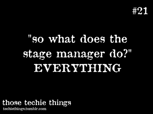 96 Best images about Stage Management on Pinterest ...