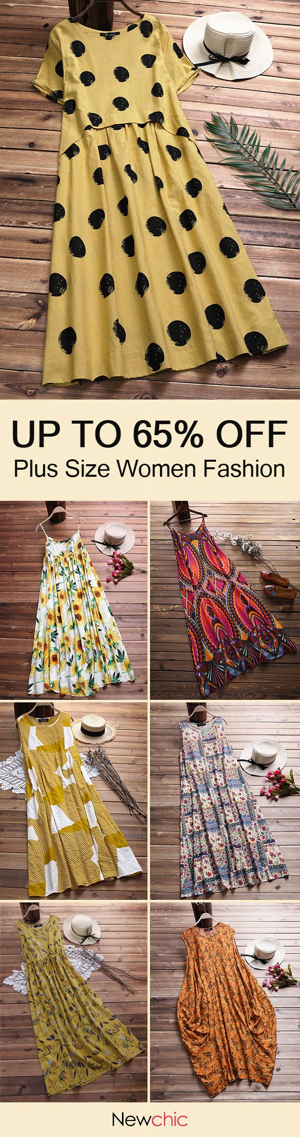 UP TO 65% OFF! Women casual outfits discount party. Tops, Dresses, Pants. Plus s... 5
