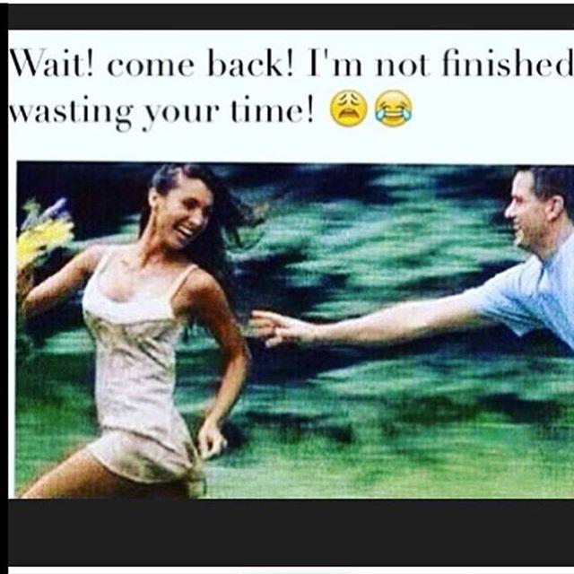 run girl, run!