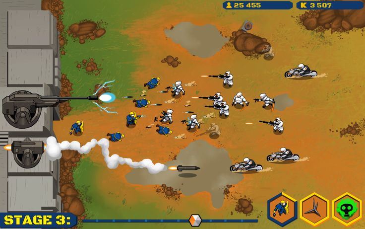 Siege Battle Mockup 2, #conceptart from Corp Wars: The Siege by @Kybernesis #GameDev #CorpWars
