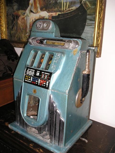 alte slotmaschinen