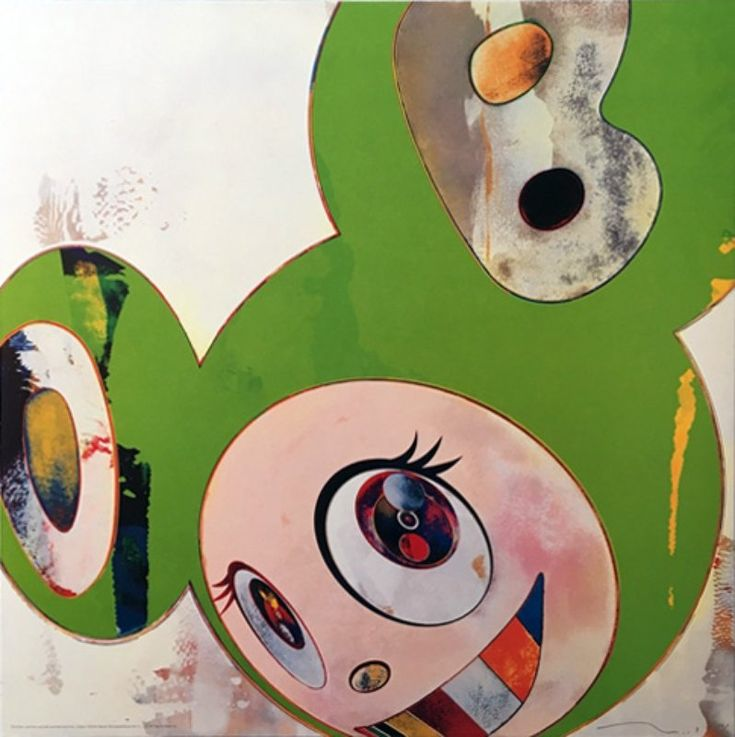Takashi Murakami, And then, and then and then and then and then / Kappa