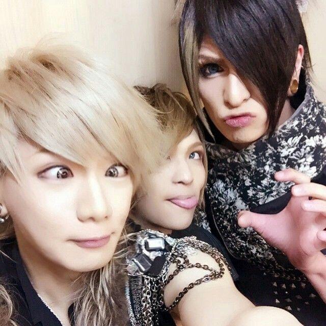 Ryohei, Touma, Iori - CLOWD