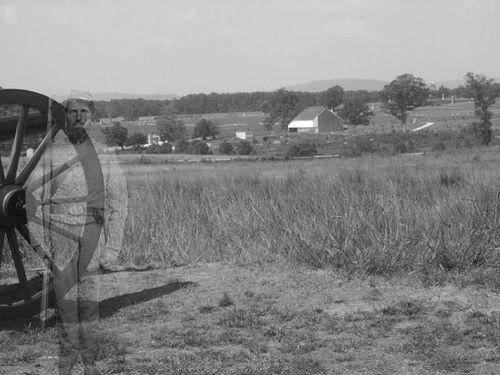 Ghost Pictures From Gettysburg | gettysburg ghost
