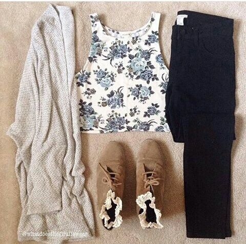 beauty, casual, fashion, girls, hipster, outfits, style, flowes girls