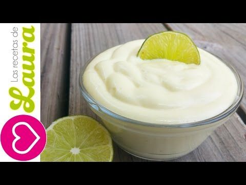 Como preparar mayonesa casera en licuadora - YouTube