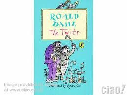 Children's books - The Twits - Bookle
