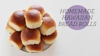 hawaiian bread - YouTube
