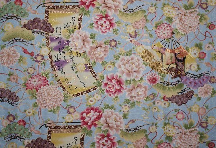 HANABI HH201205-11F - Japanese - On Sale - Fabrics