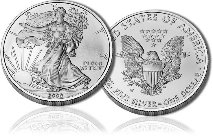 Silver Investment News: As Silver Prices Fall, U.S. Mint's Silver Bullion Coins Sell Out