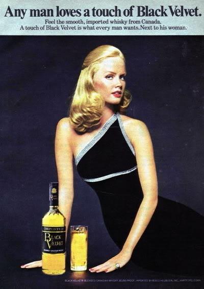 Black Velvet Whiskey add...