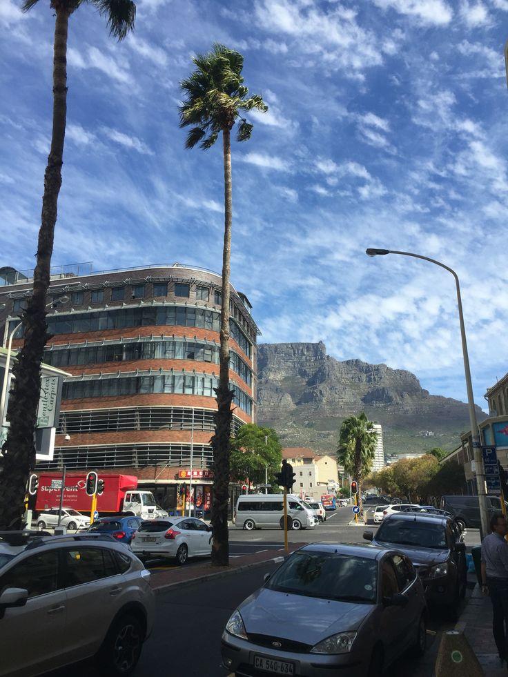 #capetown #citycentre Buitenkant St, Gardens, Cape Town