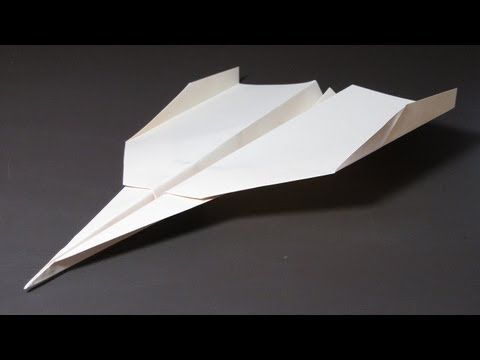 Paper Planes - How to make a Paper Airplane that Flies Far - Paper Airplane Tutorial | Strike Eagle - YouTube