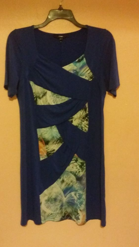 X-Two Womens Dress Size 14 #XTwo #Shift #Anytime
