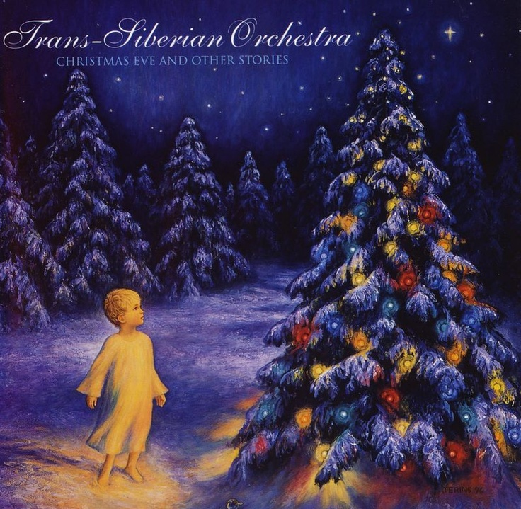 Trans-Siberian Orchestra: & Other Stories, Christmas Music, Album, Holidays, Christmas Eve, Trans Siberian Orchestra
