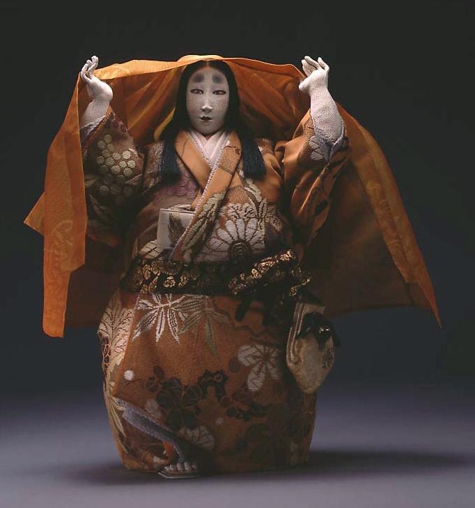 人形たちの後ろ姿の画像   辻村寿和Collection「寿三郎」創作人形の世界