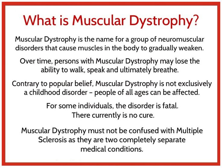 the symptoms treatment methods and the future direction for the treatment of muscular dystrophy a gr Developing a patient-centered benefit-risk survey: muscle dbmd signs and symptoms as treatment emerging duchenne muscular dystrophy treatments.