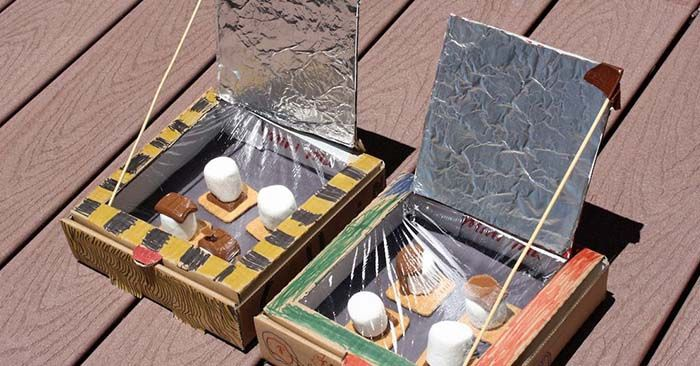 Solar Ovens Are The Perfect Kids Preparedness Project 5th Grade Science Projects Science For Kids Science Projects
