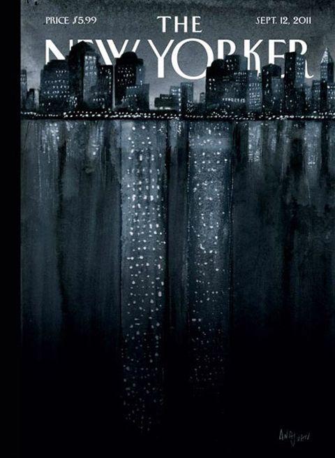 New Yorker Magazine reflecting on 9/11