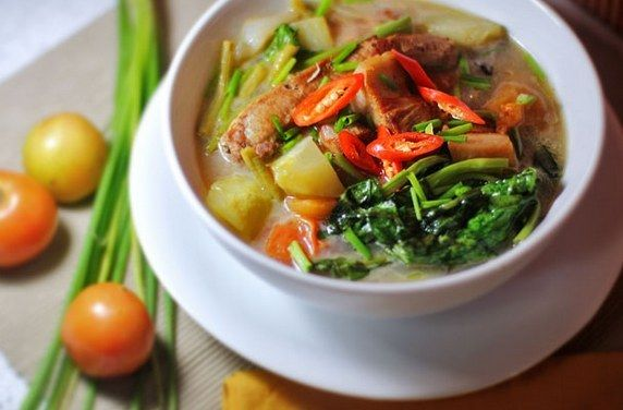 Sinigang | 24 Delicious Filipino Foods You Need In Your Life