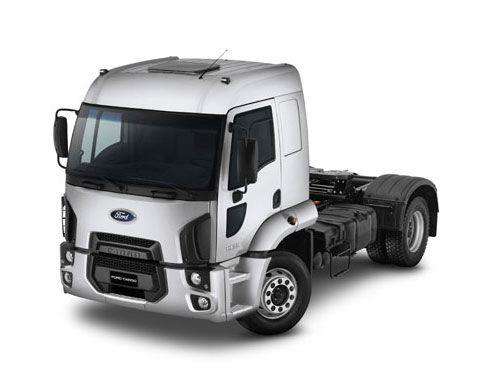 Camiones Ford - Vía Rural