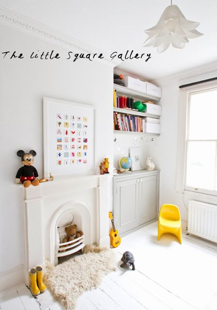 The Little Square Gallery featured on BODIE and FOU★ Le Blog: Inspiring Interior Design blog by two French sisters