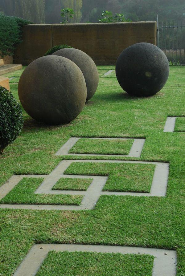 Michael McCoy garden designer Coup de coeur Je suis au jardin.fr Atelier de paysage Createur de jardins