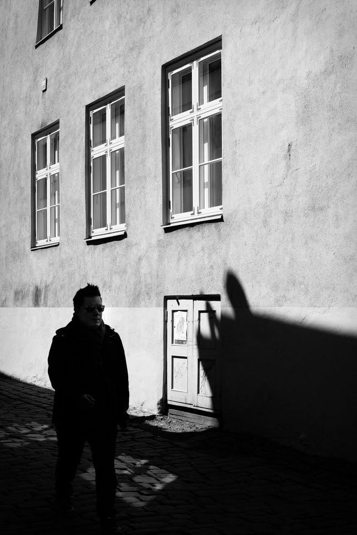 Shadow Man - Tallinn © teresa pilcher teresapilcherphotography.com   #tallinn #street #travel #photography #explore #candid #sony #breakfastartclub #hqs... - teresa pilcher - Google+