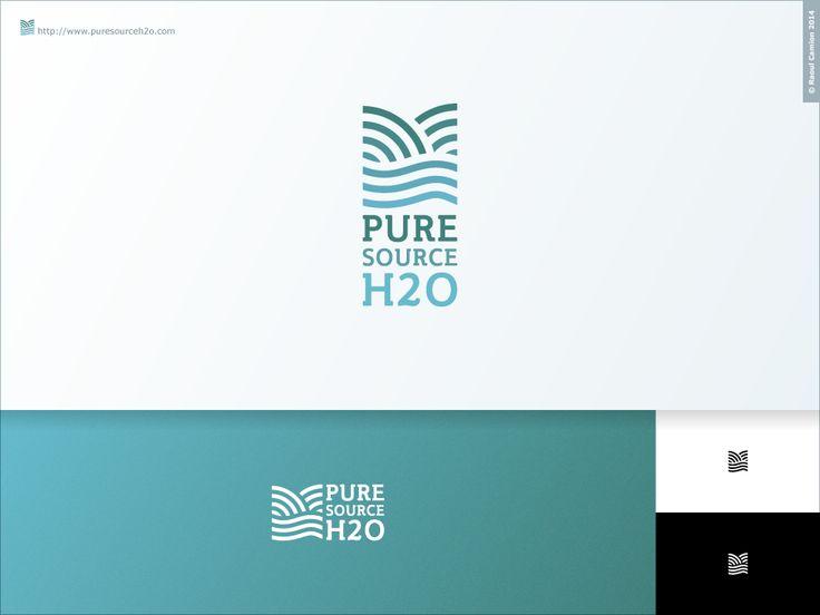 pure water logo - Поиск в Google
