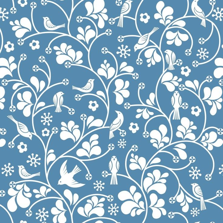 Papel de Parede Floral 61