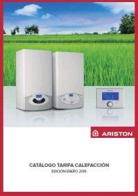 Ariston nos trae su nuevo catálogo tarifario para 2015 en el que podremos ver sus nuevos modelos de calderas y los precios más actuales de la red. Descárgalo aquí.