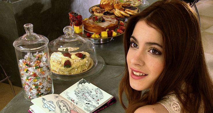 Violetta  in primul episod