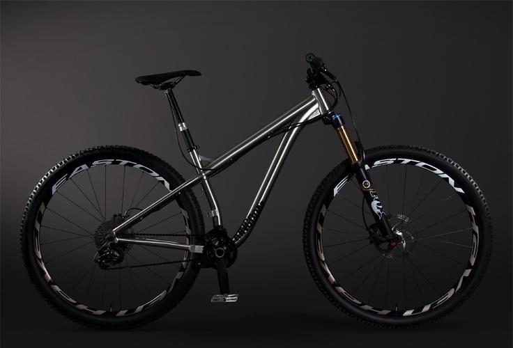 Kingdom Bikes - Long travel 29er Brigante Titanium fully customizable (geo & specs) !