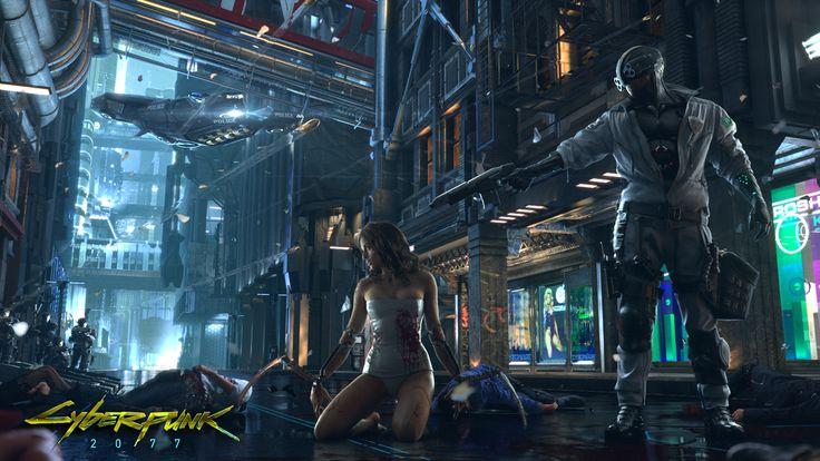 Cyberpunk 2077 release date trailer and news