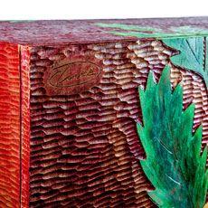 Detail of original hand made furniture