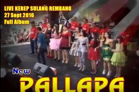 Kumpulan Lagu New Pallapa live Kerep Sulang Rembang 2016 - Lagu Baru Ku