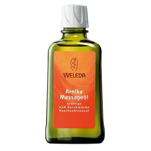 Weleda – Ulei de masaj cu extract de arnica (100ml)