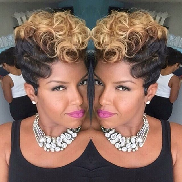 Swell 143 Curated Fingerwaves Ideas By Uptownchic Stylists Hair Hairstyle Inspiration Daily Dogsangcom