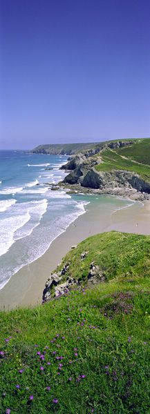 Porthtowan, Cornwall One of my favourite beaches in Cornwall great surf