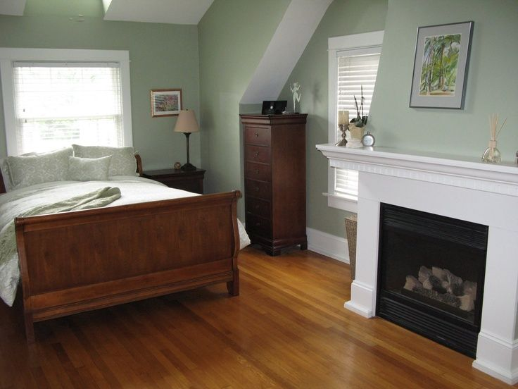 Saybrook Sage Benjamin Moore One Of The 1st Colors I