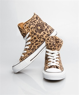 Converse All Star Women - Converse Chuck Taylor High - Cheetah