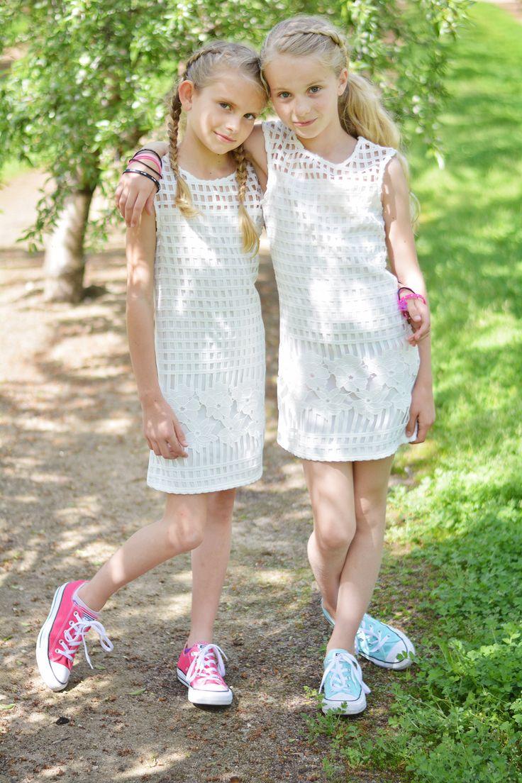 teen girls in mini shirts