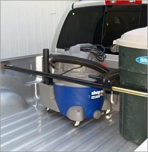 HitchMate Cargo Stabilizer Bar for Compact Trucks